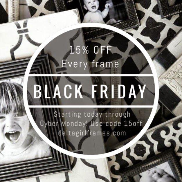 Delta Girl Distressed Frames: BLACK FRIDAY >>> SHOP SMALL SATURDAY SALE 15% off all frames! Code 15off deltagirlframes.com