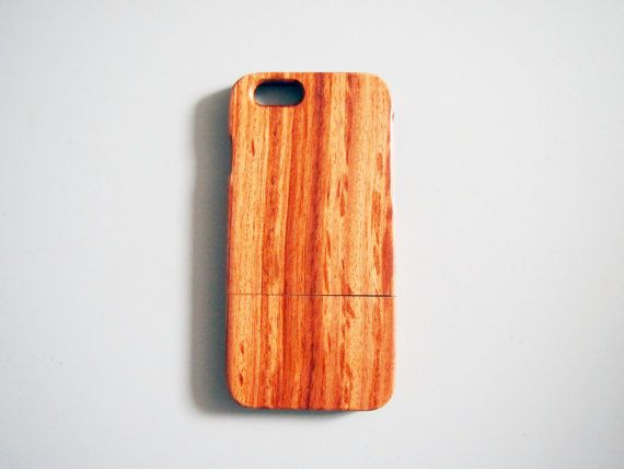 Wood iPhone 6 Case, Wood iphone 6 plus case, Rose Wood iPhone Case, iPhone 5S 5 Wooden Natural Rosewood case cover skin