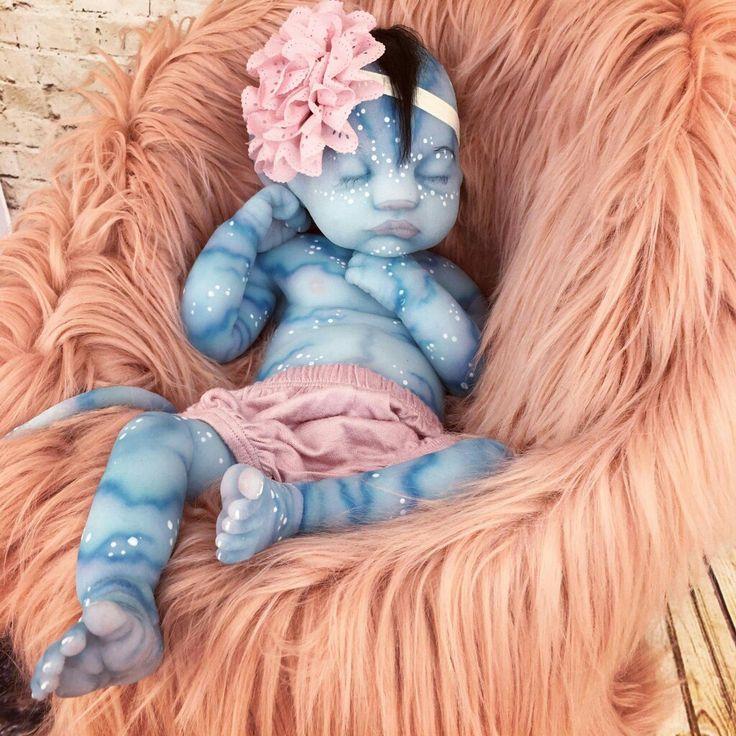 Baby Avatar 2: 16 Best Avatar Reborn Babies Images On Pinterest