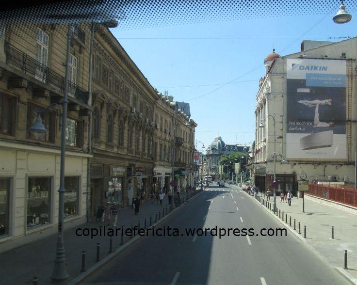 Distracții de vară în București, pe scurt « Copilărie fericită