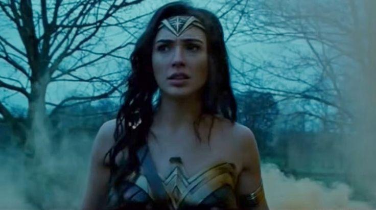 Divulgadas as primeiras cenas do filme sobre a Mulher-Maravilha; vem assistir