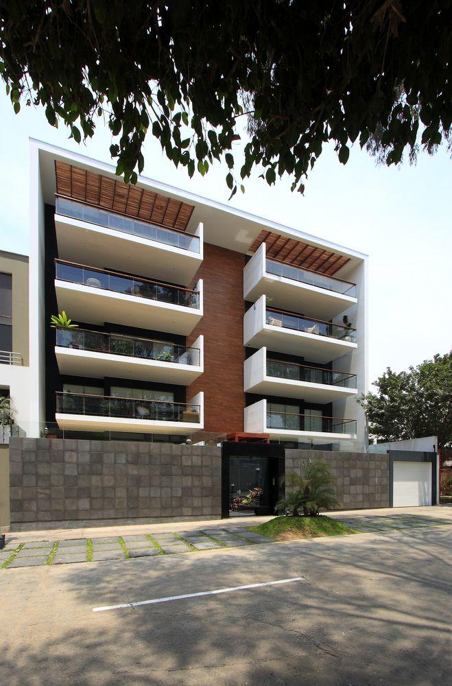 Galería de Arquitectura colectiva y de baja densidad: 10 edificios de departamentos en Lima, Perú - 8