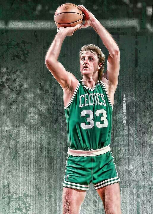 the life and sports achievements of famous basketball player larry bird Larry bird on 1-on-1 vs michael jordan: 'he'd kill me' indiana pacers president larry bird joined the dan patrick show monday morning to promote the team's special hoosiers-themed hickory.