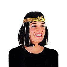 Stirnband mit Schlange für Ägypter, gold