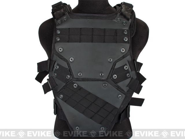 Matrix TF3 High Speed Body Armor - Black | Guns, Ammo ...