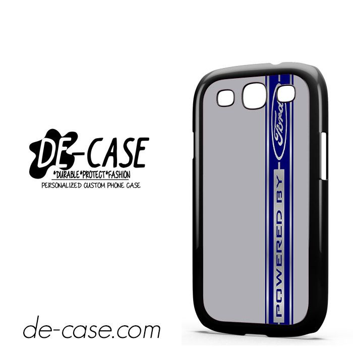 Powered By Ford DEAL-8886 Samsung Phonecase Cover For Samsung Galaxy S3 / S3 Mini