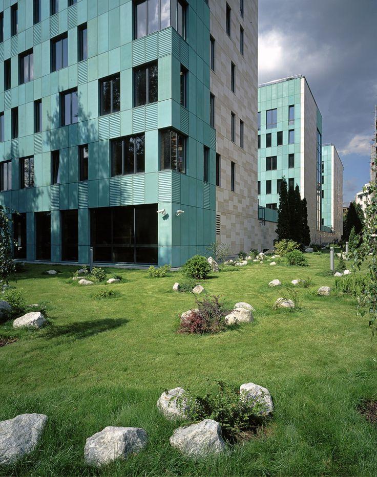 Жилой комплекс «Copper House» в Бутиковском переулке, д. 3 : Sergey Skuratov Architects
