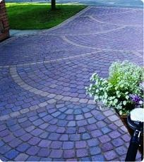 I like this style driveway