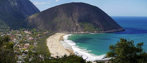 Itacoatiara - Niterói - Praia - Rio de Janeiro - Brasil - Brazil