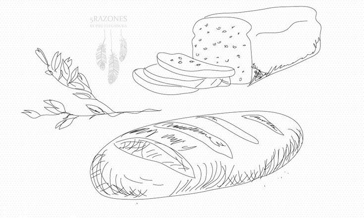 #chleb #5razones #biedakuchnia W pierwszym odcinku bohaterem jest chleb. Ot taki chleb, chleb nasz powszedni. I kilka pomysłów jak go pysznie, a biednie zutylizować. Aż do ostatniego okruszka.