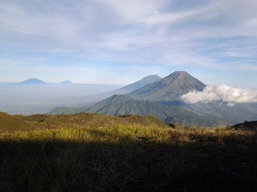 Mt Prau,Wonosobo,Central Java,Indonesia
