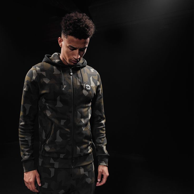 Creative Recreation Addis Camo Tracksuit.