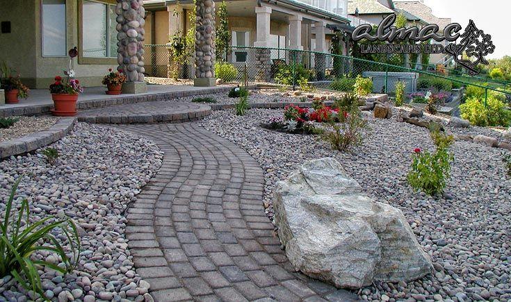 Almac Landscapes Ltd - Walkway Services