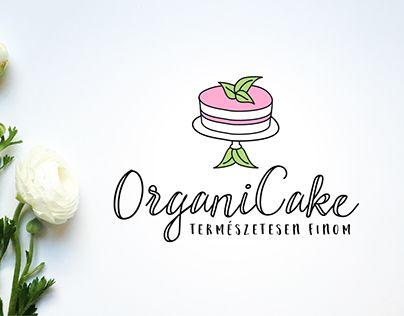"Check out new work on my @Behance portfolio: ""OrganiCake Branding"" http://be.net/gallery/60327891/OrganiCake-Branding"