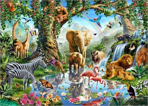 Das Paradies Der Tiere Film