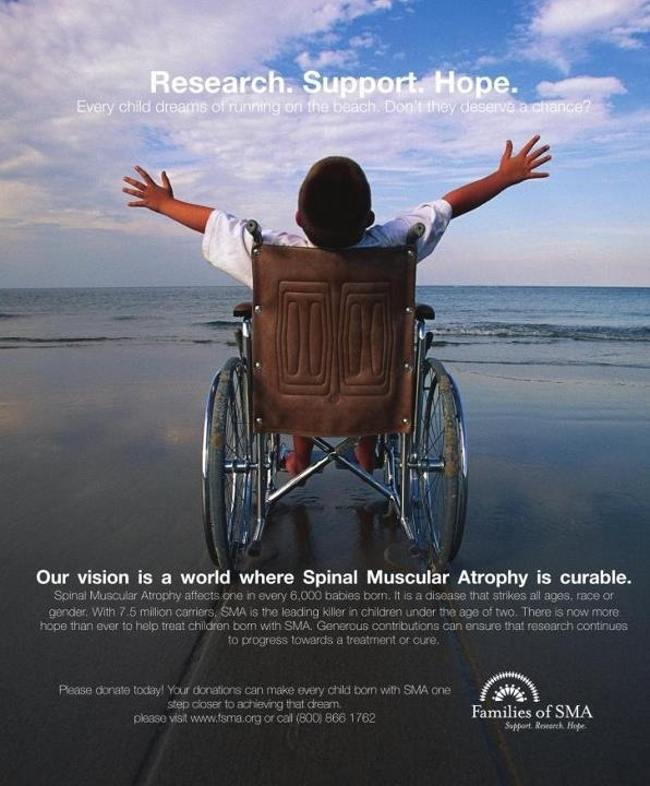 Spinal Muscular Atrophy support