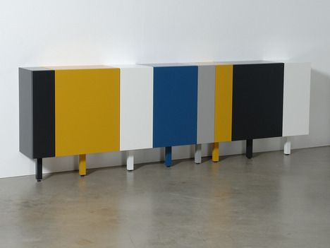 Stick cabinets, Gerard de Hoop: Colors Cabinets, Cabinets System, Cabinets Cupboards, Sticks Cabinets