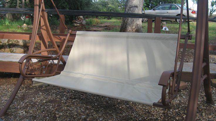 25 Unique Outdoor Swing Cushions Ideas On Pinterest: Denier 600 Speclok Fabric / 3 Year