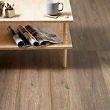 Lismore Dark Oak Effect Laminate Flooring 1.996 m² Pack | Departments | DIY at B&Q