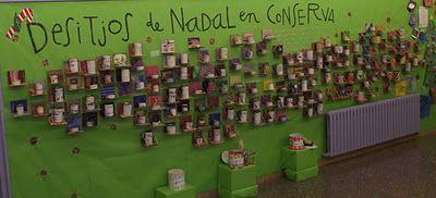 ARTISTES A LES CORTS: DESITJOS EN CONSERVA: ENTRADA DE NADAL