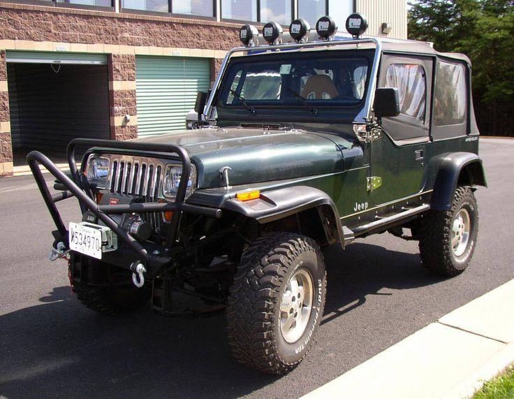 1994 Jeep Wrangler for sale #1976508 - Hemmings Motor News