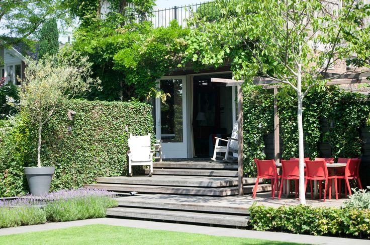 Tuin tuinontwerp tuinarchitect hovenier hoveniersbedrijf for Tuinaanleg nuenen