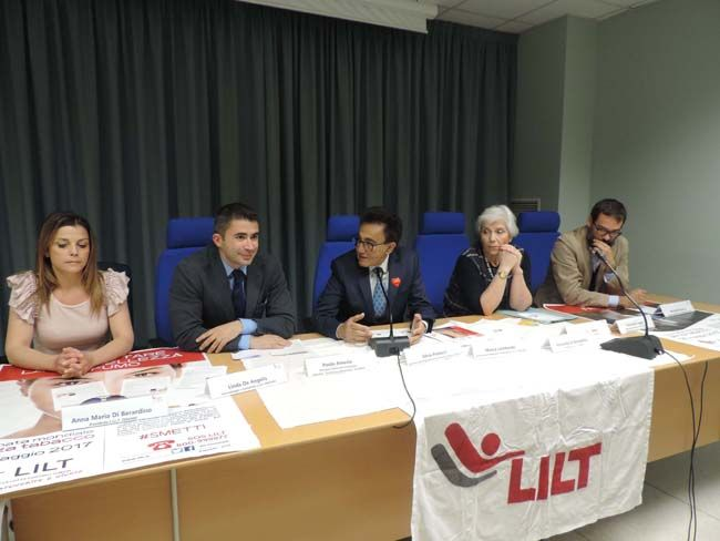 Lilt Pescara: ieri presentazione prima Campagna Regionale per la prevenzione del Melanoma