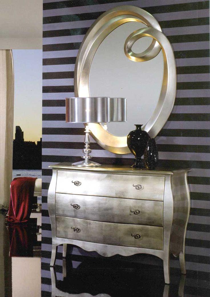 ambientes decorados con espejos ambiente diabolo