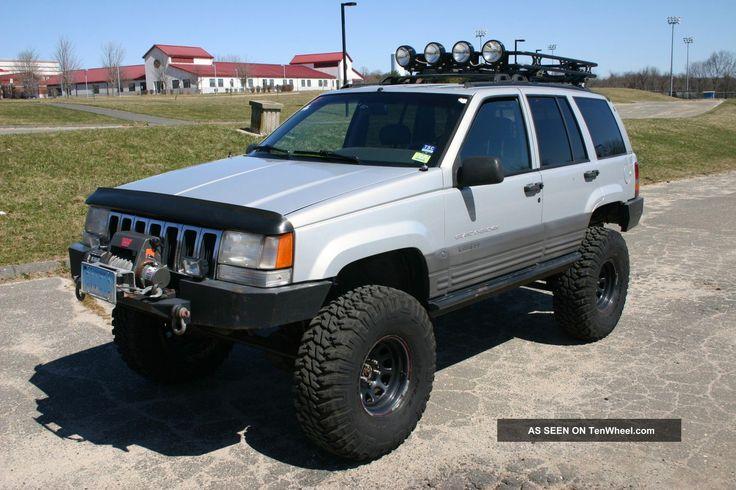 Lifted Jeep Cherokee >> 1996 jeep grand cherokee - Google Search | Jeep | Pinterest | Jeep grand cherokee, Jeeps and ...