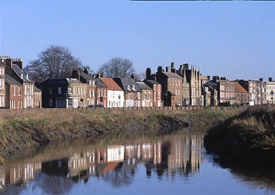 Wisbech Stop 121 on the www.easyfurn.co.uk Tour of England