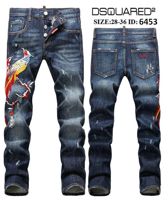 Veste en jeans dsquared homme