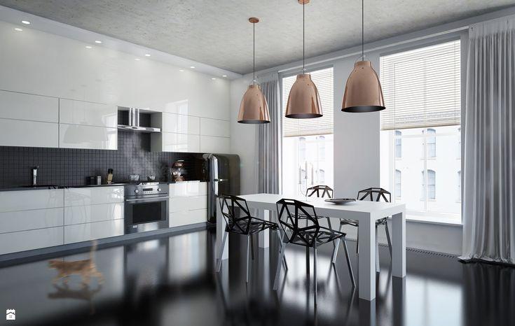 Kuchnia - zdjęcie od MOOKAJ - Kuchnia - Styl Minimalistyczny - MOOKAJ