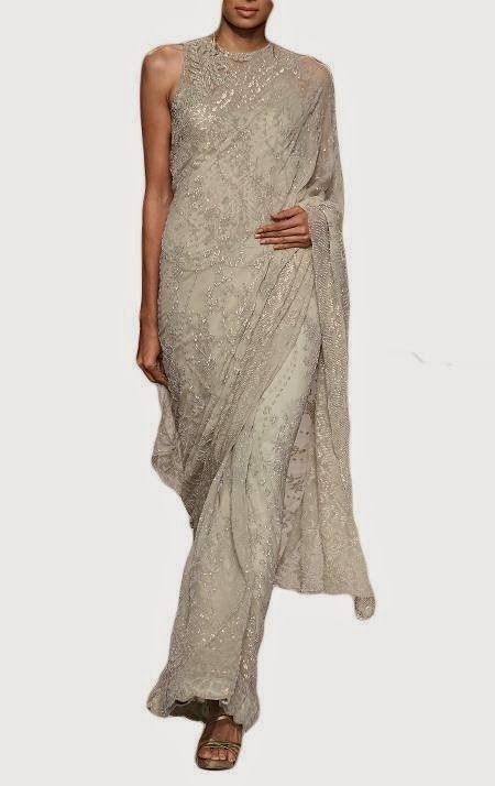 The lady in WHITE !!!!!!!!         Over time, color options and fabric choices for Indian Saree have expanded and when we talk abou...