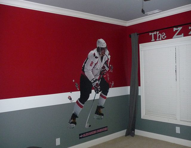 Top 25 best Boys hockey bedroom ideas – Boy Room Colors