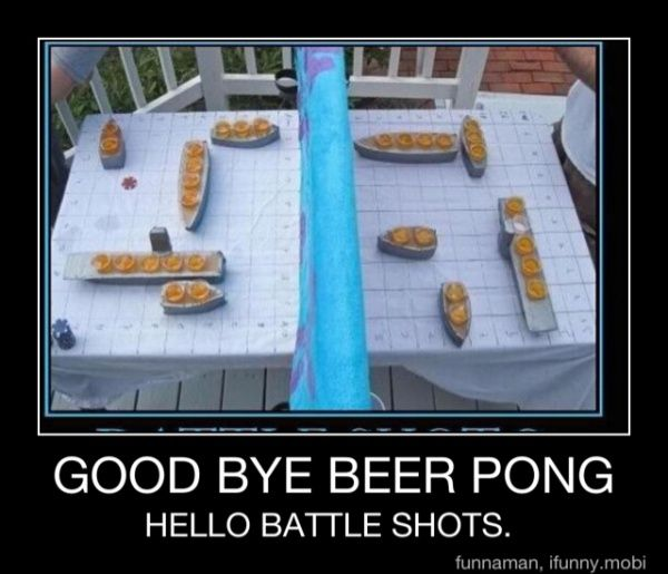 new drinking game!
