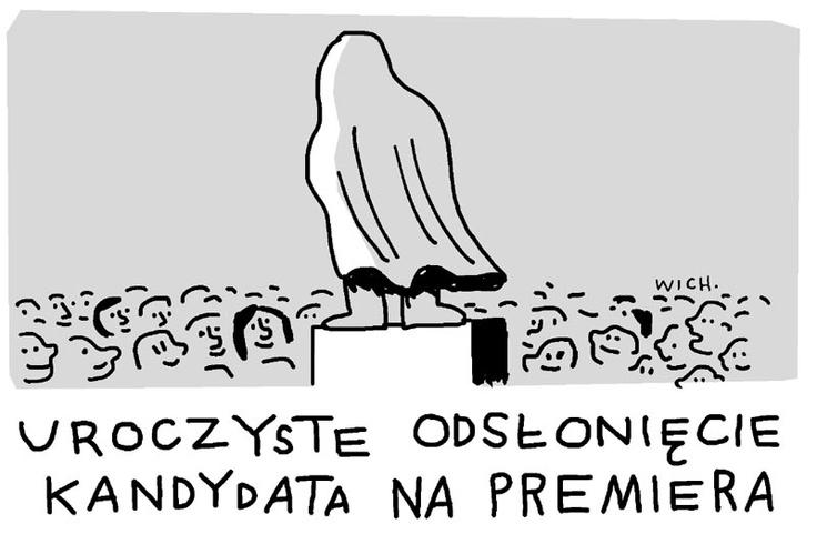 """Rys. Marcin Wicha   """"TP"""" 41/2012"""