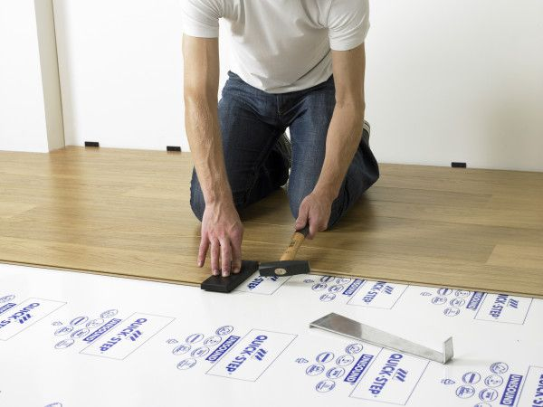 Las 25 mejores ideas sobre como colocar piso flotante en - Como se limpia la tarima flotante ...
