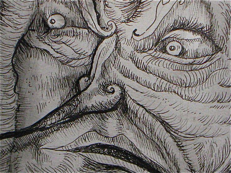 secrets of a tale tree close up by tamara jordan