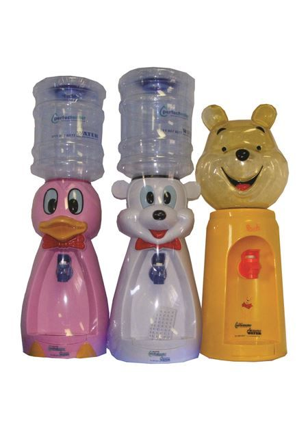 Perfect Water specialises in the refilling and bulk supplies of 100% purified drinking water, direct to the public.  Kiddies mini dispensers available at R120 each. Perfect Water - 014 537 2489.