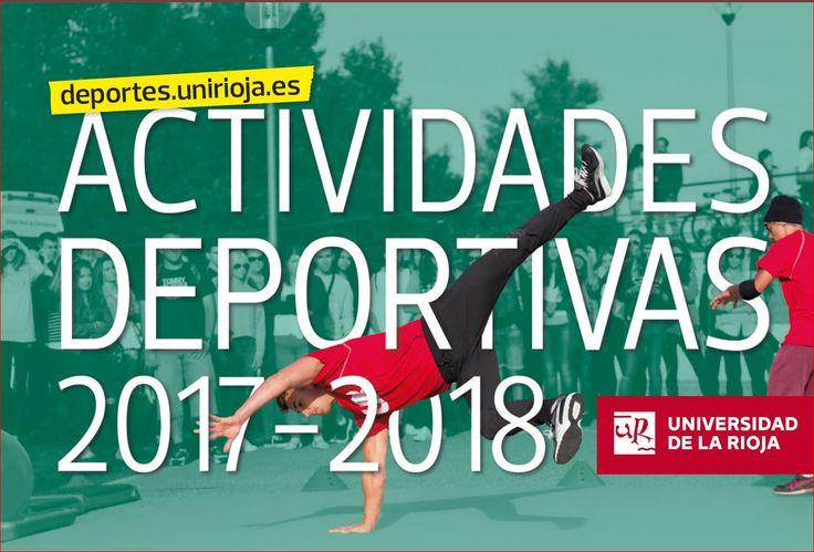 Oferta de actividades deportivas para el curso 2017-18