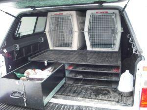 Tacoma Truck Bed Storage Box
