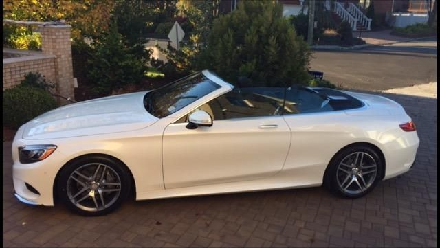 Cars for Sale: Used 2017 Mercedes-Benz S 550 for sale in Whitestone, NY 11357: Convertible Details - 453645420 - Autotrader