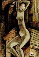 Nude by Kay It, 1970