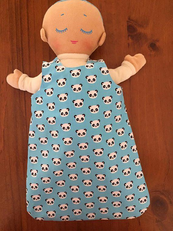 Sleepsack for Lulla Doll and 38cm Miniland Doll