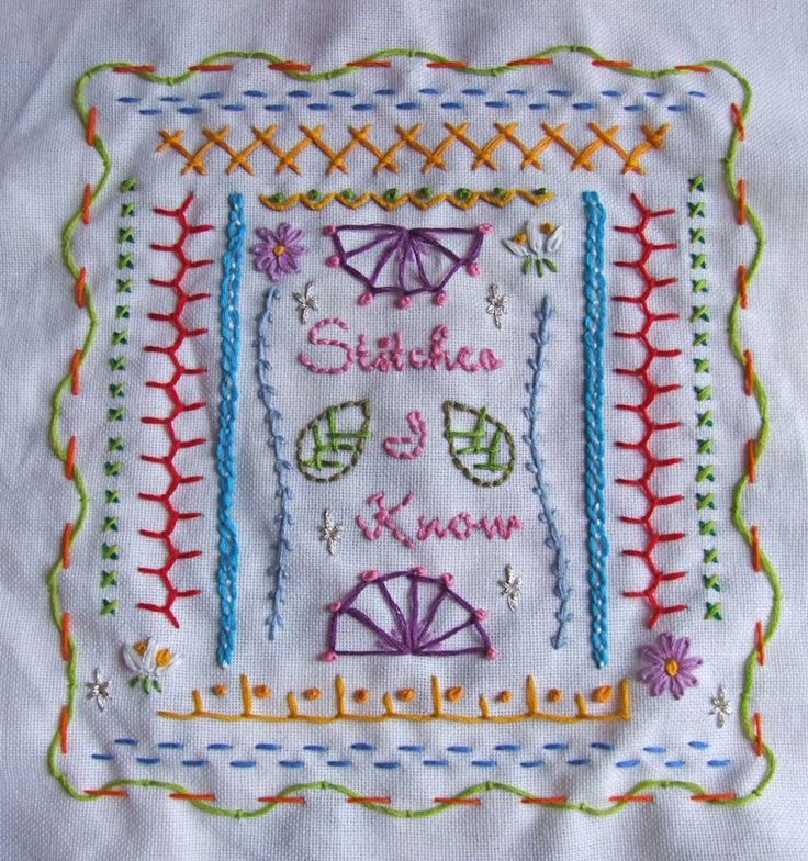 Best class embroidery sampler images on pinterest
