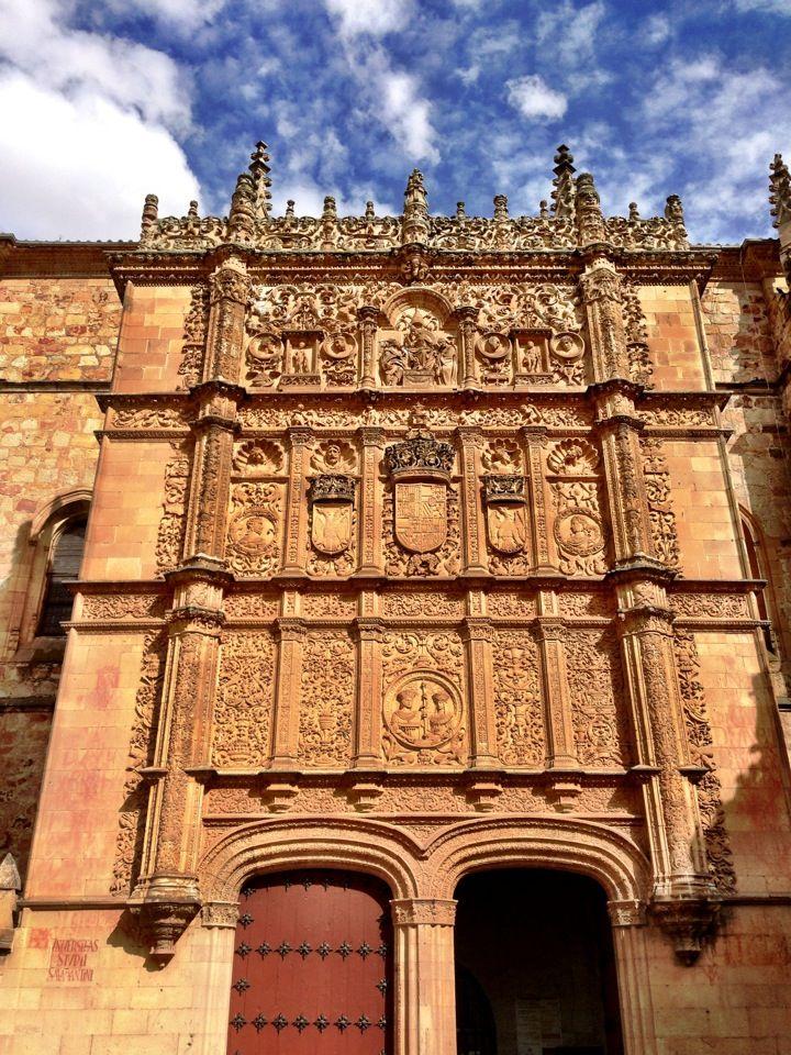 Universidad de Salamanca in Salamanca, Castilla y León