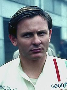 Bruce McLaren - a genius automotive engineer and designer.