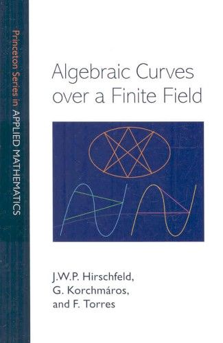 Algebraic Curves Over a Finite Field