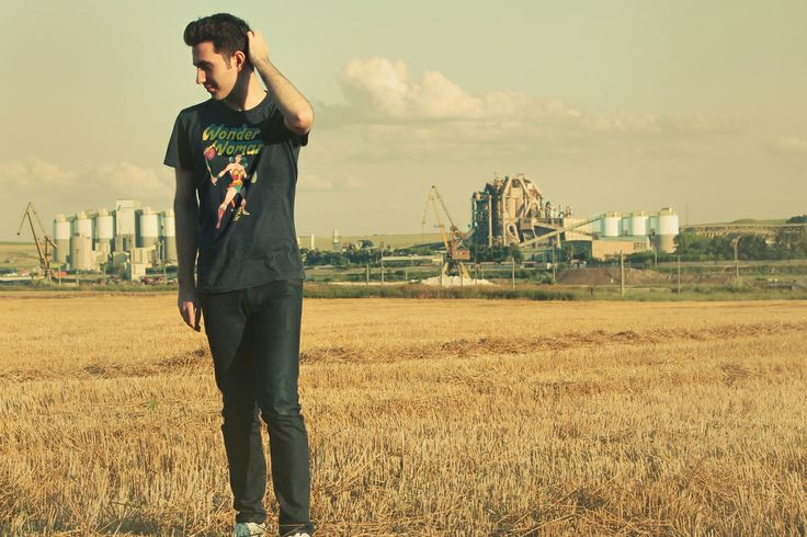 Costin M | Outfit Post: Golden Fields