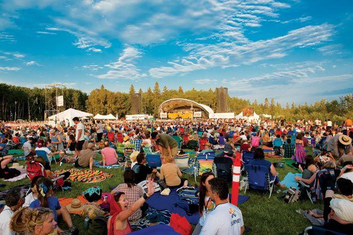 Winnipeg Folk Festival #5 Music Event Winnipeg Photo: Travis Ross